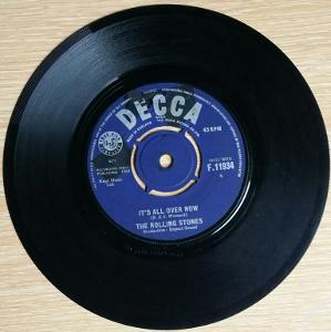 """The Rolling Stones - It's All Over Now, 7"""""""