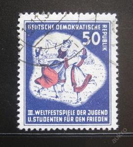 DDR 1951 Tancující dívky Mi# 292 15€ 0444