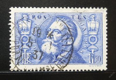 Francie 1936 Jean Leon Jaures Mi# 325 0462