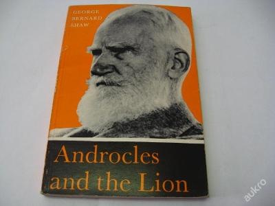SHAW G. BERNARD  ANDROCLES AND THE LION  1968