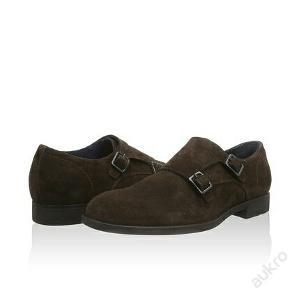 Marc O'Polo Shoes kožené zvenku i uvnitř, velikost EUR 42.