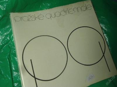 PQ Pražské quadriennale 1967-71 scénografie
