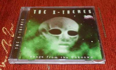CD The X-Themes - Songs From The Unknown