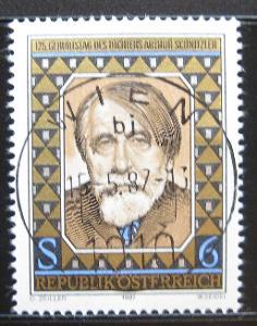 Rakousko 1987 Arthur Schnitzler Mi# 1883 0751