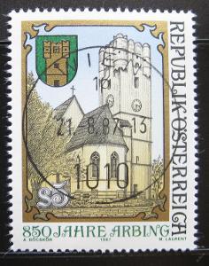 Rakousko 1987 Arbing Mi# 1895 0751