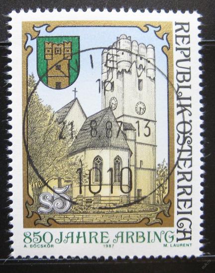 Rakousko 1987 Arbing Mi# 1895 0751 - Filatelie