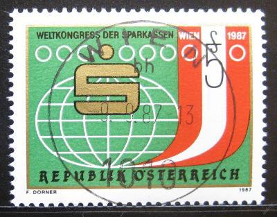 Rakousko 1987 Kongres spořitelen Mi# 1898 0751