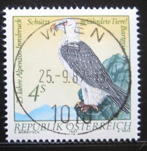 Rakousko 1987 Sup, ZOO Insbruck Mi# 1901 0751