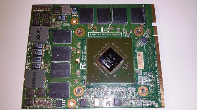 NVIDIA GTS160M 1GB DDR3 G94 z MSI 628X MS-1651