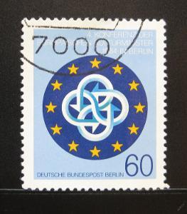 Západní Berlín 1984 Konf. ministrů Mi# 721 0036