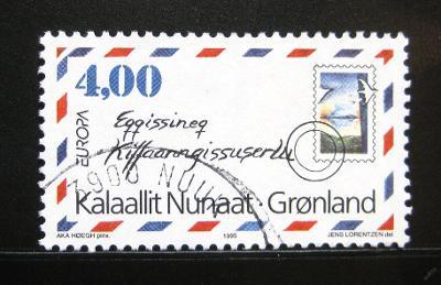 Grónsko 1995 Evropa Mi# 262 0037