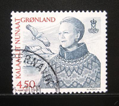 Grónsko 2000 Královna Margrethe Mi# 351 0611