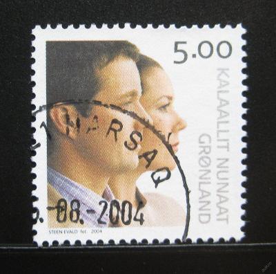 Grónsko 2004 Královská svatba Mi# 416 0611