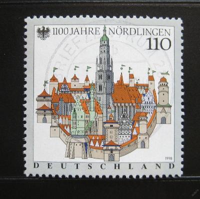 Německo 1998 Nordlingen Mi# 1965 0999A