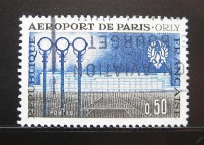 Francie 1961 Pařížské letiště Mi# 1337 0997B
