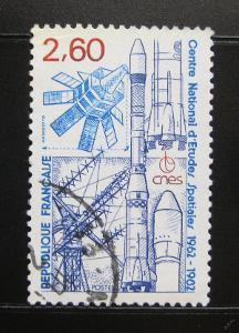 Francie 1982 Studium vesmíru Mi# 2335 0997B