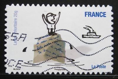 Francie 2010 Komiks Mi# 4970 0998A