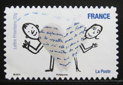 Francie 2010 Komiks Mi# 4967 0998A