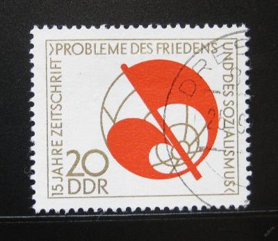 DDR 1973 Problémy socialismu Mi# 1877 0973