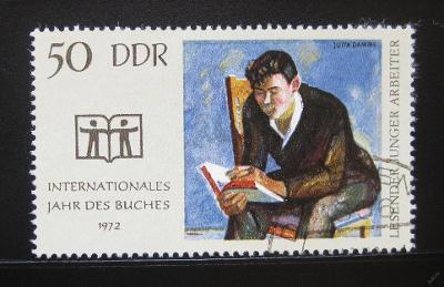 DDR 1972 Mezinárodní rok knihy Mi# 1781 0972