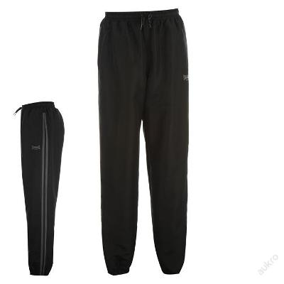 Pánské černé sportovní kalhoty LONSDALE, velikost XXXL (3XL)