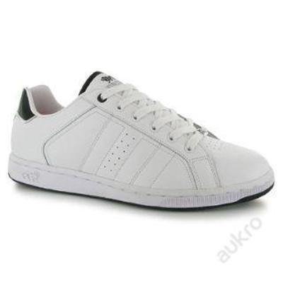 Pánské kožené boty Lonsdale, tkaničky, UK 7 (41)