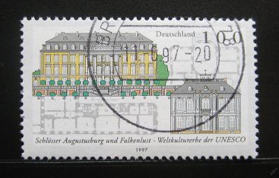 Německo 1997 Dědictví UNESCO Mi# 1913 0556