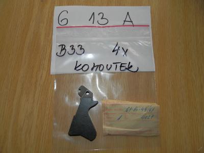 Kohoutek pro signální pistoli vz.44/67, B33/G13A