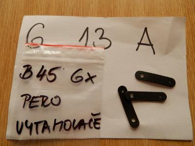 Pero vytahovač signální pistoli vz.44/67, B45/G13A