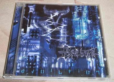 CD Pissing Razors - Evolution