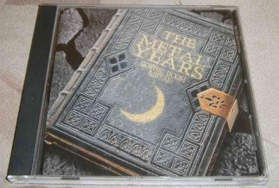 CD The Metal Years - Gothic Doom Metal