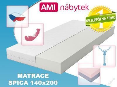 Pěnová matrace SPICA 140x200 SKVĚLÁ CENA!
