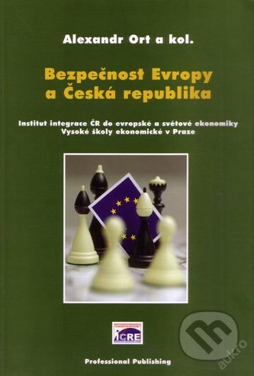 Ort: Bezpečnost Evropy a Česká republika - Učebnice