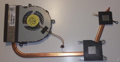 Chlazení + ventilátor 762728-001 z HP 15-g001nc