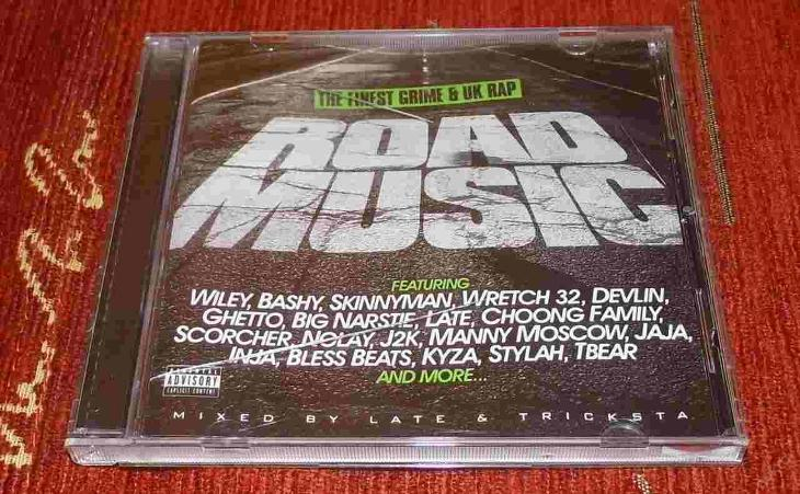 CD Road Music - Hudba