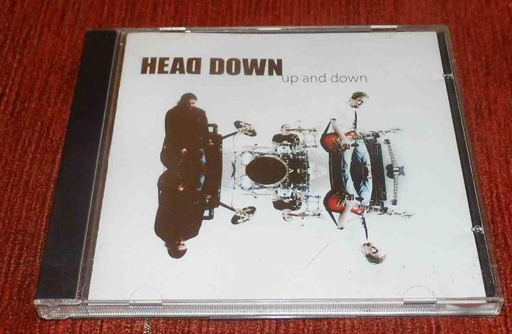 CD Head Down - Up and Down - Hudba