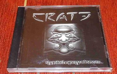 CD Crate - Syphilopsychosis