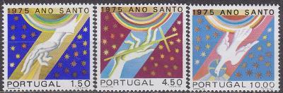 PORTUGALSKO 1980 Mi: 1278-1280 - **svěží**