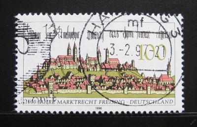 Německo 1996 Freising milénium Mi# 1856 0110