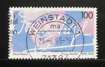 Německo 1995 Franz Werfel Mi# 1813 0114