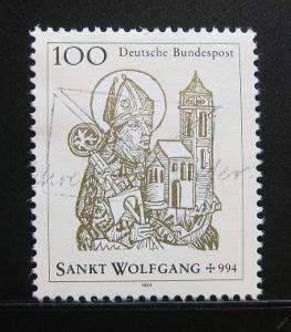 Německo 1994 Svatý Wolfgang Mi# 1762 0114