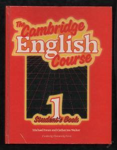 Cambridge Course English 1 - Students Book