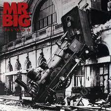 CD - MR. BIG - Lean Into It