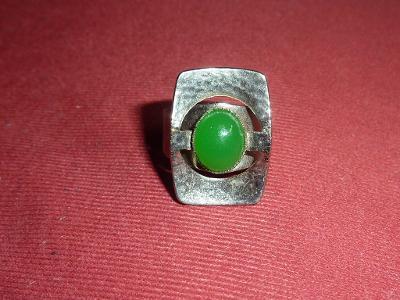 Modernistický prstýnek, stavitelné očko, obecný ko