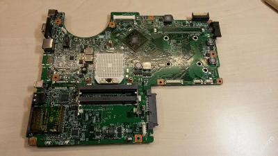 Základní deska poškozená z MSI VR630 MS-1672