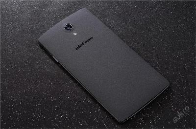E-Pad UleFone Be Pro zadní kryt hrubý dezén čern