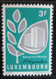 Lucembursko 1969 Zemědělství Mi# 795 0029