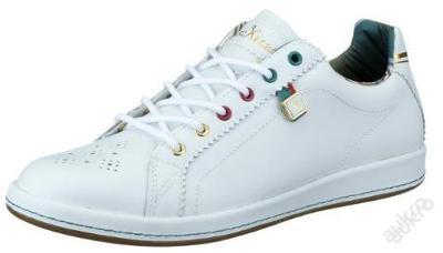 Kožené boty Marc Ecko, velikost EUR 41
