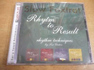 CD Rhythm to Result - SLOW FOX