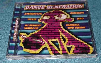 CD Dance Generation
